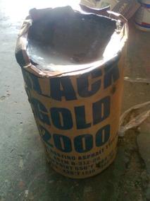 Chapopote En Cuñete 45 Kg Asfalto Oxidado