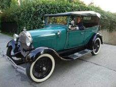 Arriendo Auto Antiguo Burrita Ford A 1929