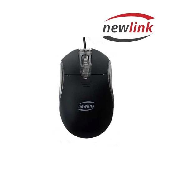 Mouse Led New Link Mo310 Original