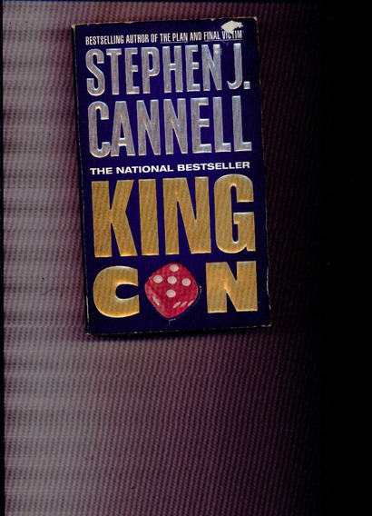 Stephenj. Cannell - King Con