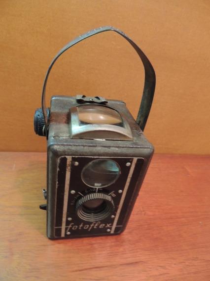 Antiga Câmera Máquina Fotográfica Fotoflex