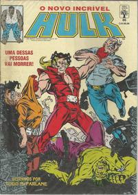 O Incrivel Hulk 86 - Abril - Bonellihq Cx38 D19