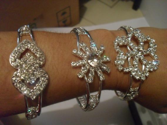 Bracelete De Stras