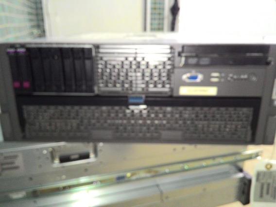 Servidor Dl 585 8gb Ram 4 Processadores 2hds De 73 Funcional
