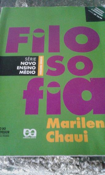 Filosofia -marilena Chaui - Frete Grátis