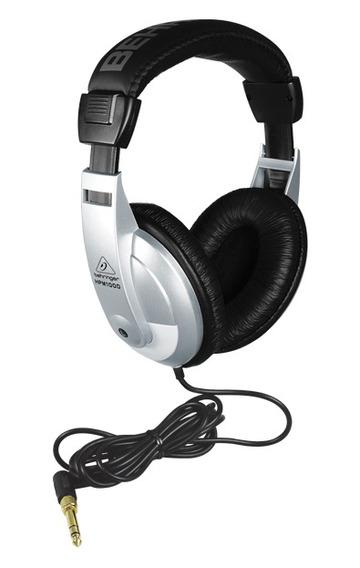 Fone Headphone Dj Estúdio Behringer Hpm1000 Garantia 2 Anos