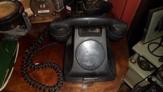 Telefones Antigos De Baquelite (02 Peças )