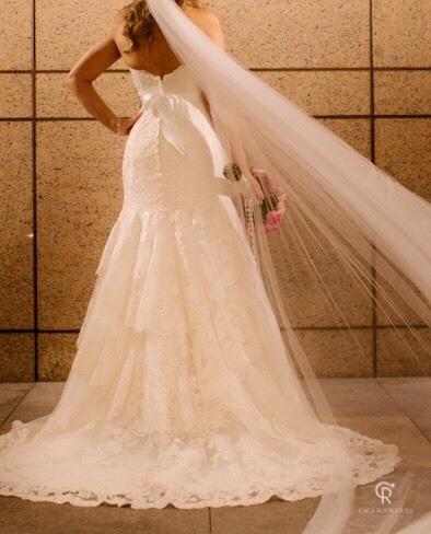 Vestido Noiva Allure Bridals