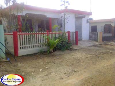 Casa Barata De Venta En Higuey, Republica Dominicana