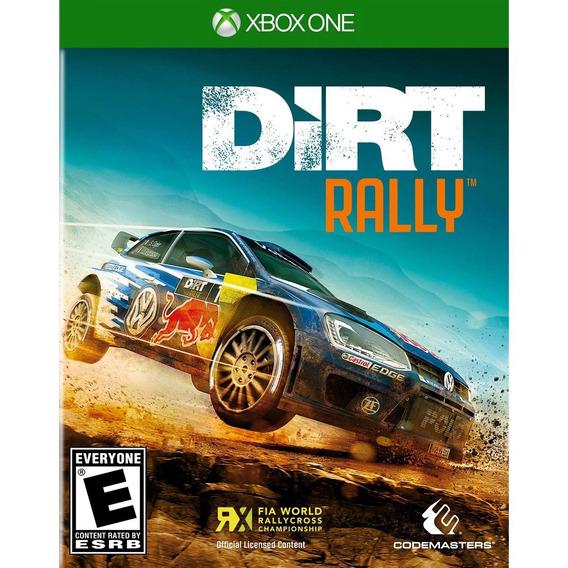 Jogo Novo Lacrado Dirt Rally Legend Edition Para Xbox One