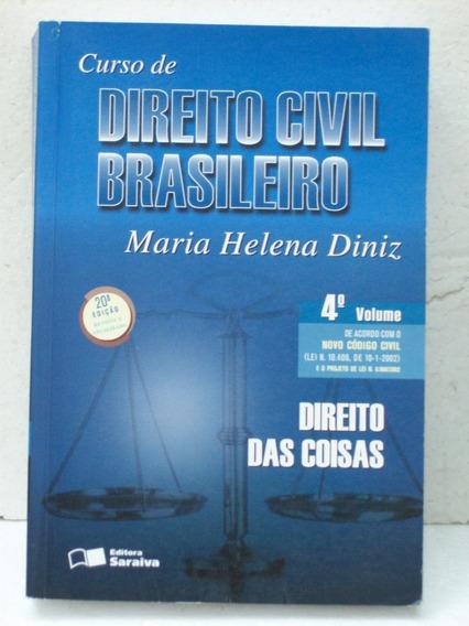 Livro Universitario Curso Direito Civil Brasileiro 4ovolume