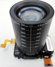Bloco Ótico Zoom Fujifilm Fuji Sl300 Sl-300