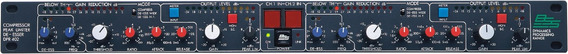 Bss 402 Dpr Compressor De Audio By Harman ..