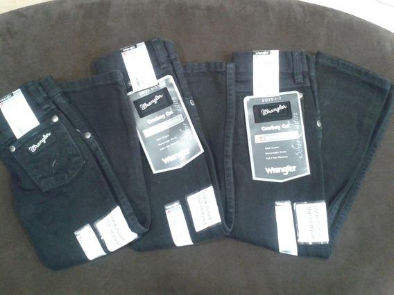 Pantalon Wrangler Mod:13jsewk Niño