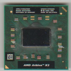 Processador Amd Mobile Athlon X2 Dual Core L310 1.2ghz/1m