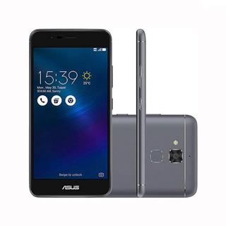 Smartphone Asus Zenfone 3 Max Cinza Escuro 16gb Dual Chip T