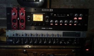 Line 6 Pod X3 Pro. Placa De Audio 4 Canales, Vivo O Estudio