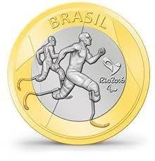 Vendo Ou Troco 3 Moedas Das Olimpiadas