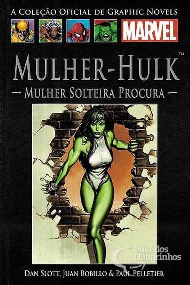 Marvel Salvat 38 - Mulher-hulk: Mulher Solteira Procura