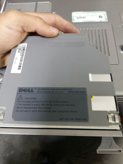 Cd Dvd Leitor Dell Latitude D505 Pp10l