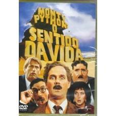 Dvd-monty Python:o Sentido Da Vida-john Cleese,terry Jones