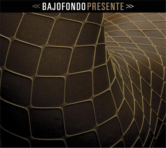 Bajofondo - Presente - Tango Electronico - Disco Compacto