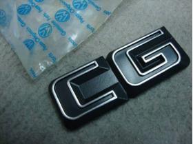 Emblema Cg, S, C E Cs Santana