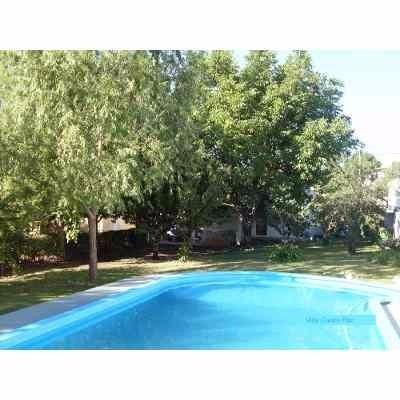Hermosa Casa Con Pileta Y Gran Parque En Carlos Paz