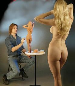 Pacote Curso De Escultura 1:modelagem, 3 Aulas