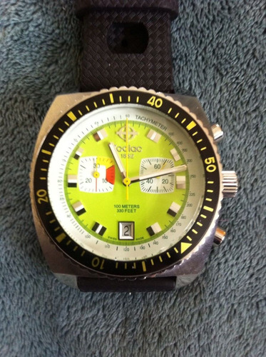 Reloj Hombre Zodiac Modelo Sea Dragon Limited Edition