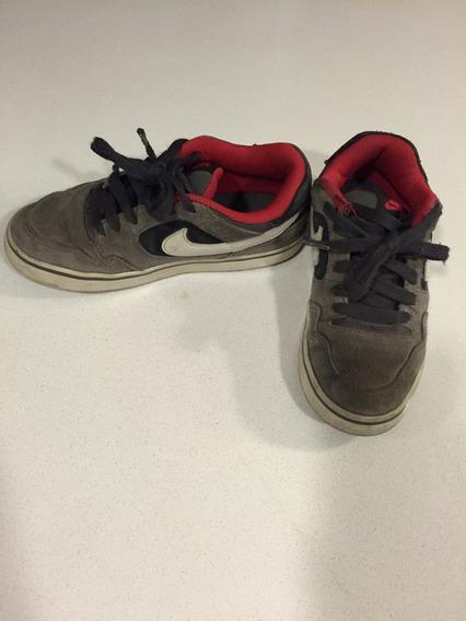 203. Zapatillas Nene Nike Talle 32 Oferta Rebajada Original
