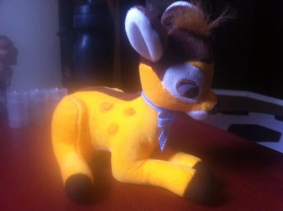 Pelúcia Da Disney Bambi Importado Ac Trocas
