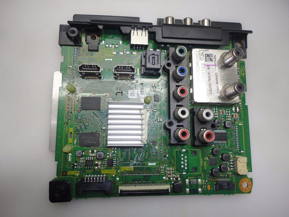 Placa Principal Panasonic Tc-32a400b Tnp4g569vl V7513