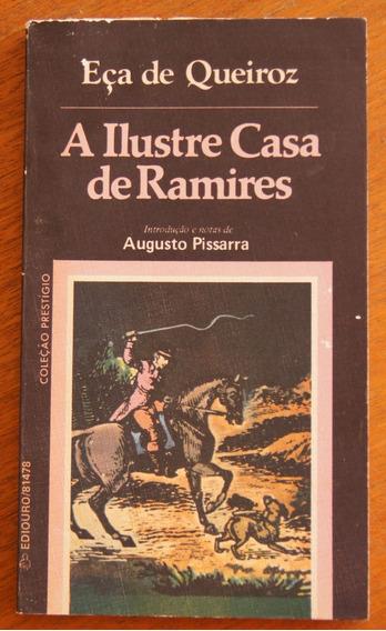 Livro A Ilustre Casa De Ramires - Eça De Queiroz