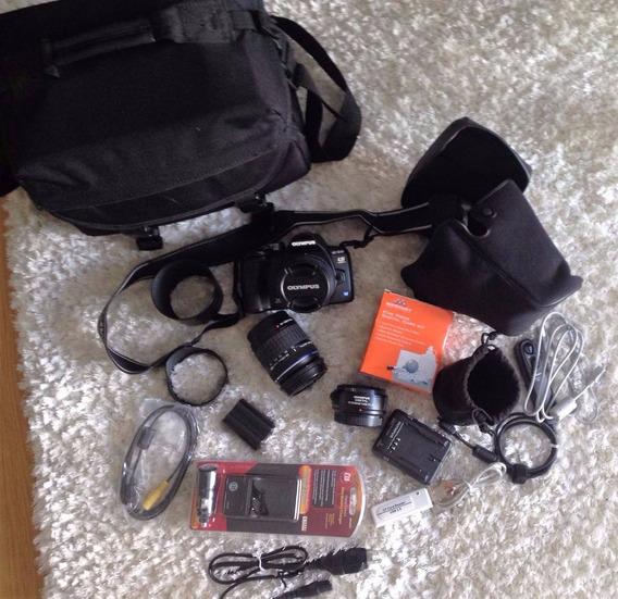 Combo Fotografico Camara Digital Olympus E-volt 510