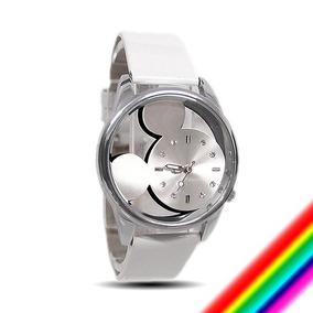 Relógio Do Mickey Mouse - Pronta Entrega