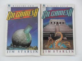 Gilgamesh Nºs 1 A 4! Globol 1990! Completa! Jim Starlin!