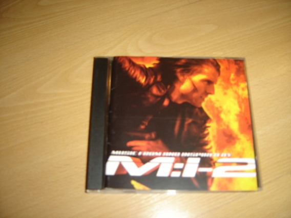 Mission Impossible 2 Cd Soundtrack Limp Bizkit Metallica