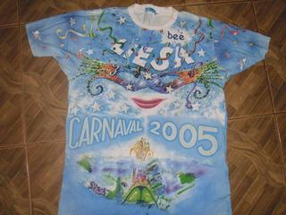 Camisa Da Liga Independente Das Escolas De Samba Do Rio