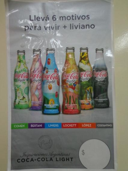 Poster Afiche Publicidad De Coca Cola