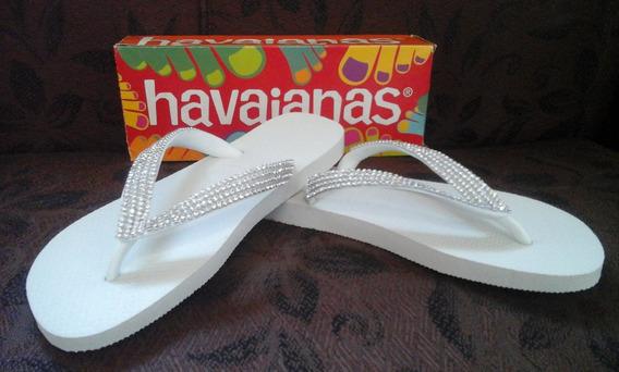 Chinelo Havaianas Originais Customizados