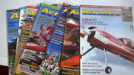 Revista Aero&cia (aeromodelismo)