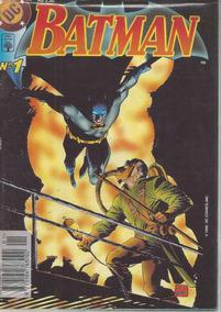 Batman 01 5ª Serie - Abril 1 - Bonellihq Cx58 J17
