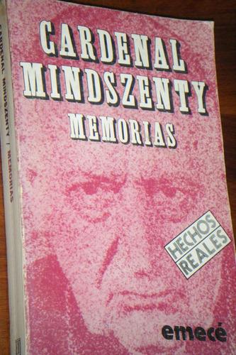 Memorias Cardenal Mindszenty
