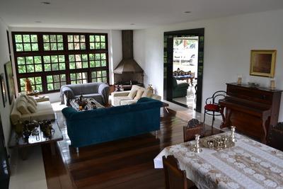 Casa Mobiliada Granja Viana-cotia Klm 26.maravilhosa