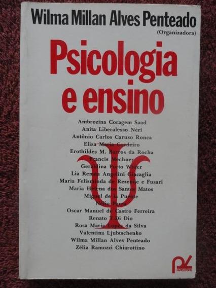 Psicologia E Ensino - Educação Aprendizagem Pedagogia