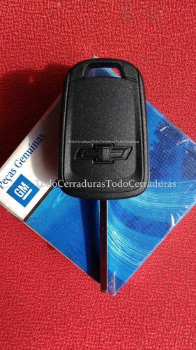 Llave Codificada Chevrolet S-10 Sin Telemando Original Gm