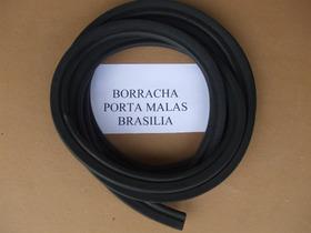 Borracha Do Capo Dianteiro Ou Traseiro Brasília 1973 A 1982