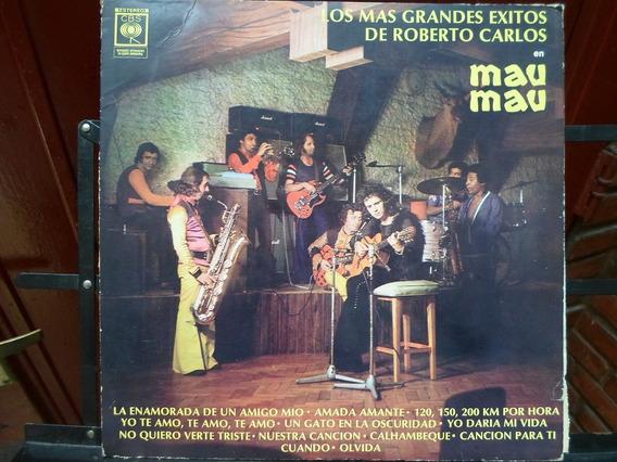 Roberto Carlos - Los Mas Grandes Exitos En Mau Mau