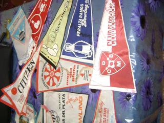 23 Banderines De Coleccion Varios Motivos ¡vealos¡